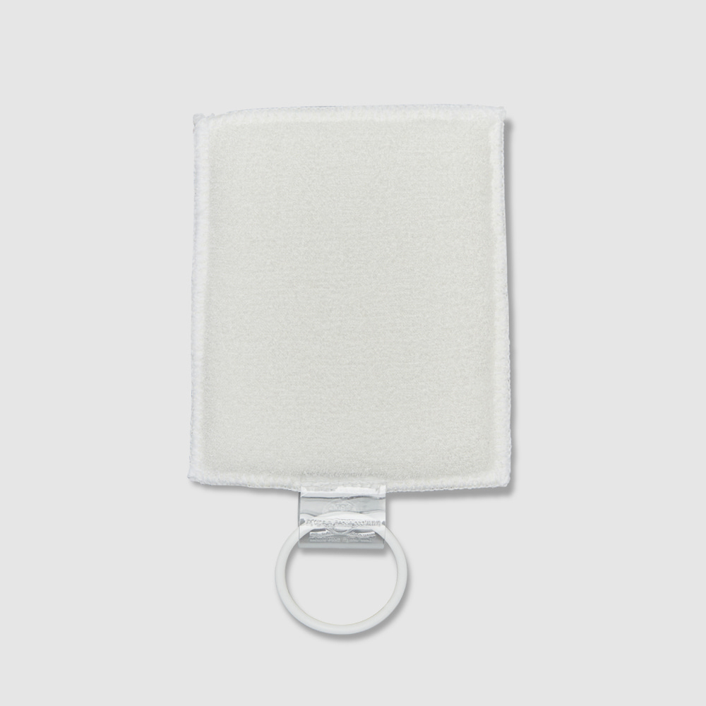 THE CLEANSING TOWEL _ SQUARE
