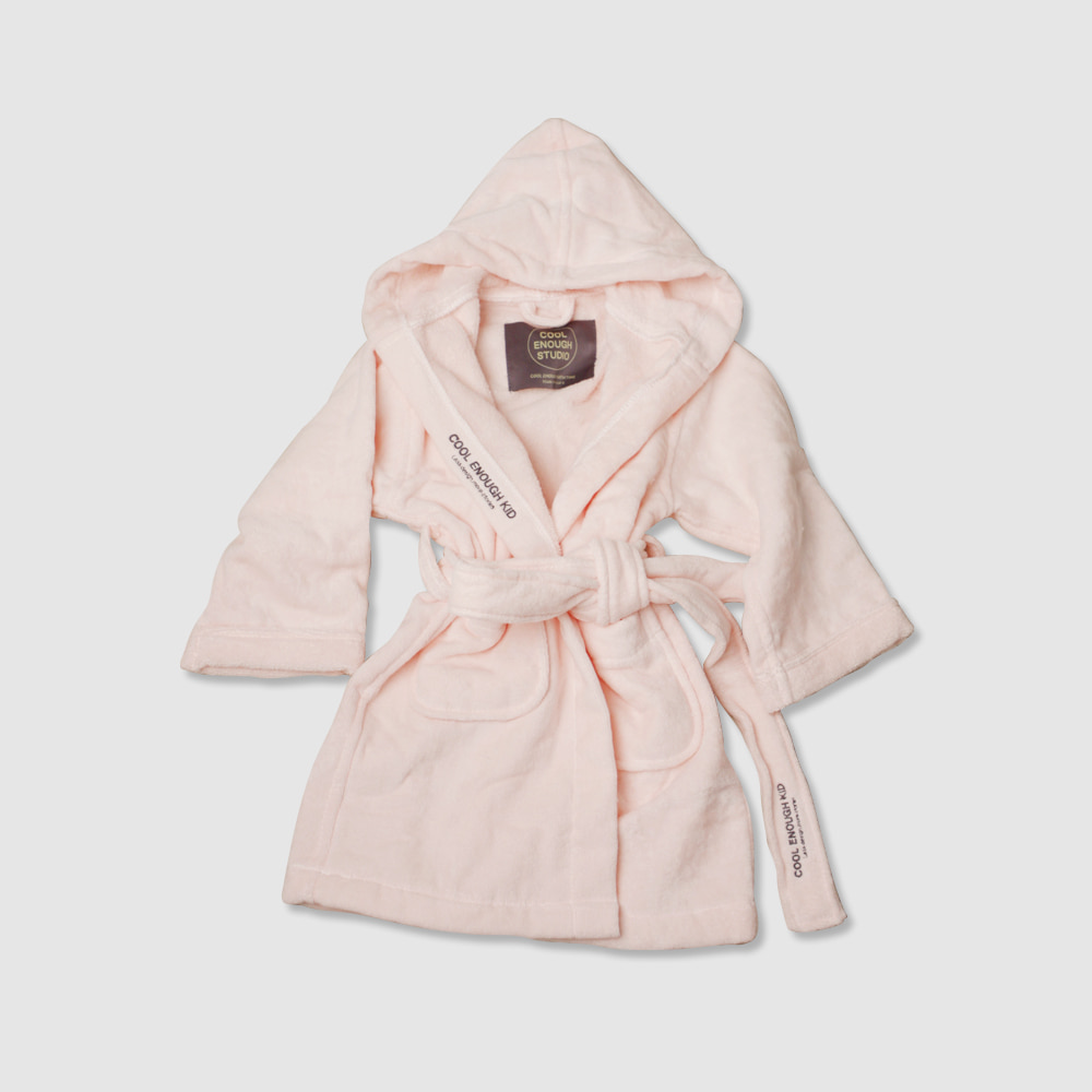 THE ROBE [PINK]_KIDS