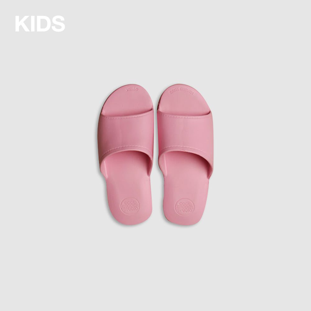 THE PLASTIC SHOES [PINK] KIDS